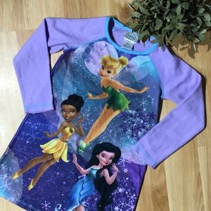 Disney Tinker Bell Nightgown Size S